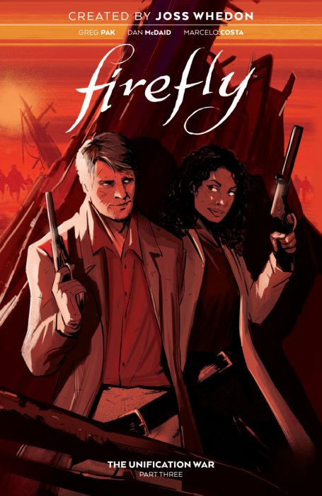 Firefly Vol.3 - The Unification War - Part Three