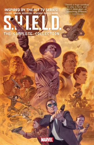 S.H.I.E.L.D. By Mark Waid - The Complete Collection #1
