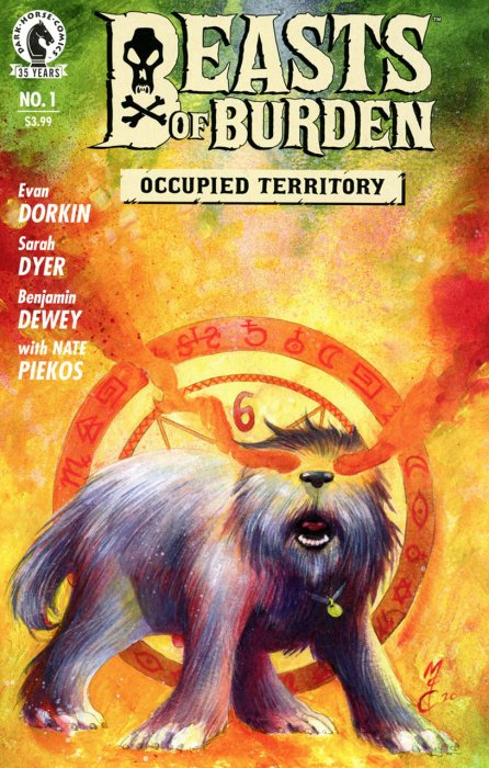 Beasts of Burden - Occupied Territory #1