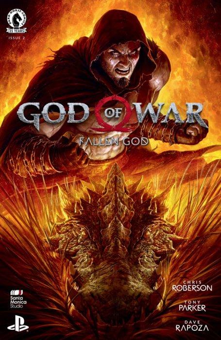 God of War - Fallen God #2