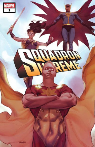 Squadron Supreme - Marvel Tales #1