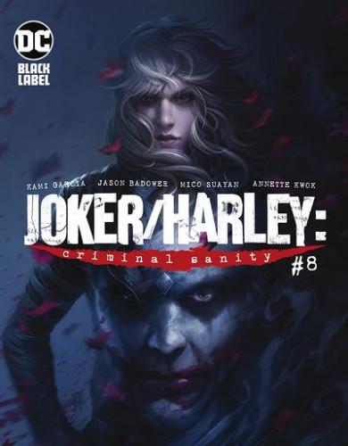 Joker - Harley - Criminal Sanity #8