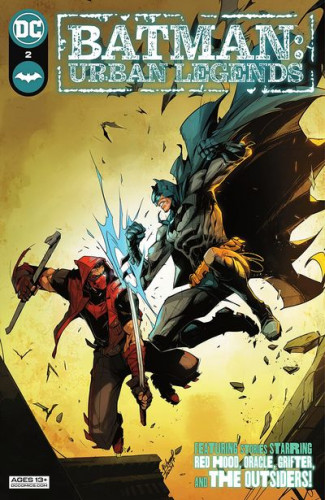 Batman - Urban Legends #2