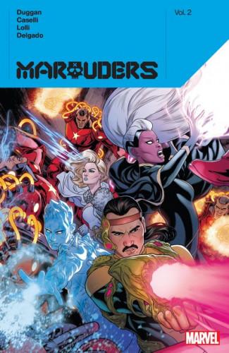 Marauders by Gerry Duggan Vol.2
