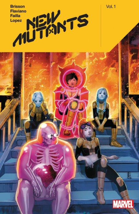 New Mutants by Ed Brisson Vol.1