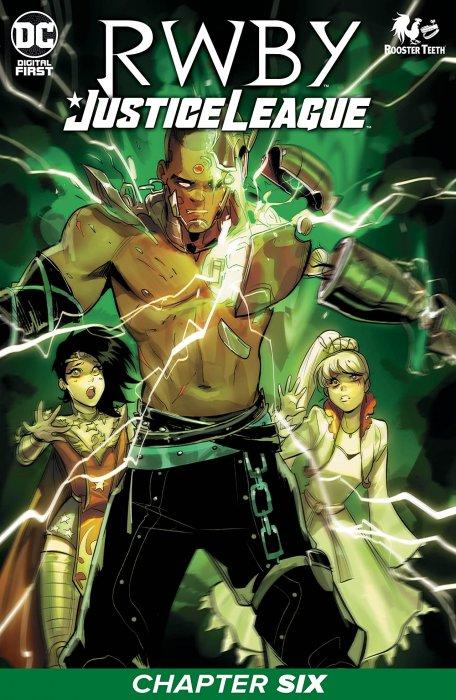 RWBY - Justice League #6