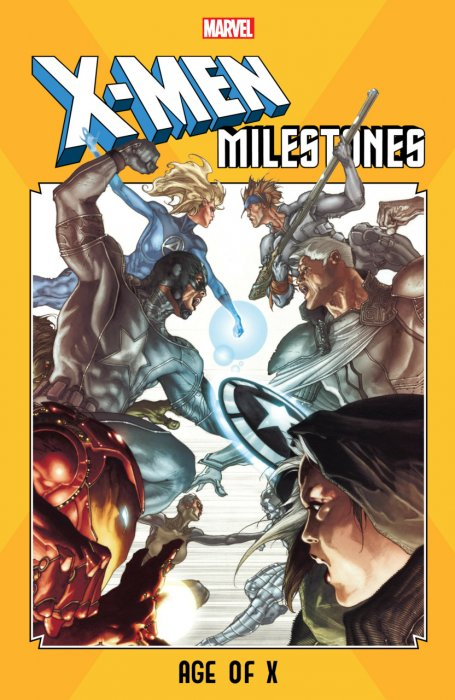 X-Men Milestones - Age Of X #1 - TPB