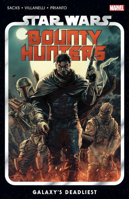 Star Wars - Bounty Hunters Vol.1 - Galaxy's Deadliest