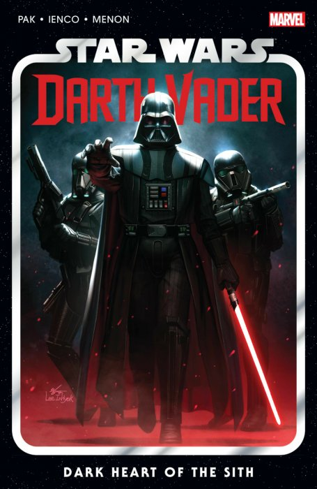 Star Wars - Darth Vader by Greg Pak Vol.1 - Dark Heart Of The Sith