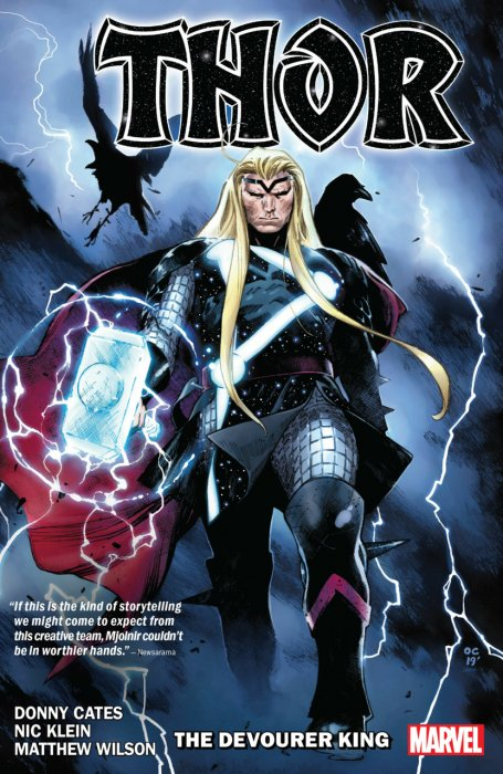 Thor by Donny Cates Vol.1 - The Devourer King