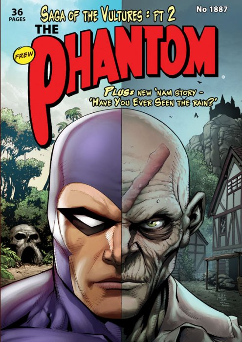 The Phantom #1887