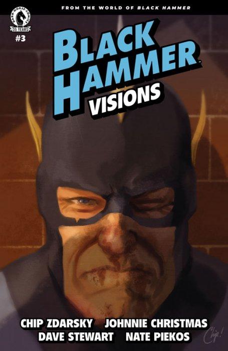 Black Hammer - Visions #3