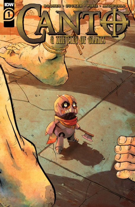 Canto & The City of Giants #1