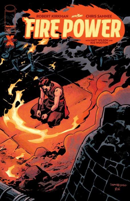 Fire Power #10