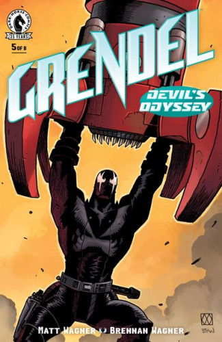 Grendel - Devil's Odyssey #5