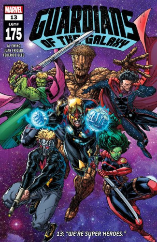Guardians of the Galaxy #13