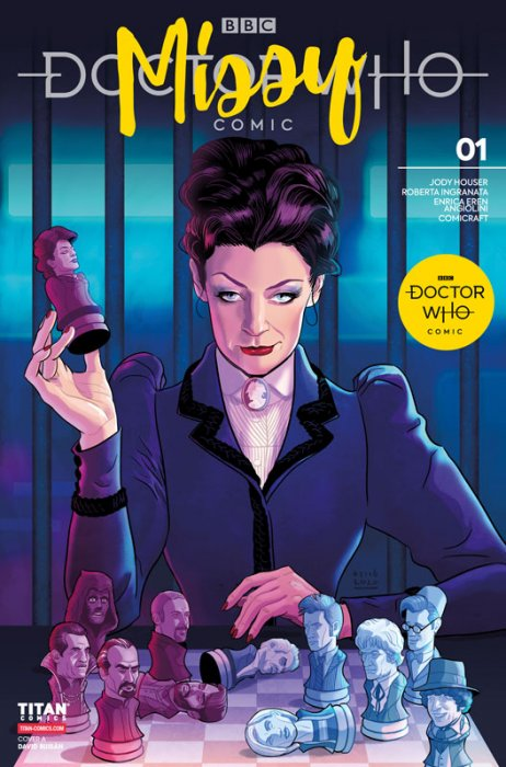 Doctor Who - Missy #1