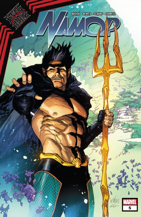 King in Black - Namor #5
