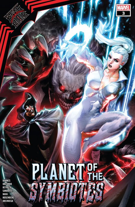 King in Black - Planet of the Symbiotes #3