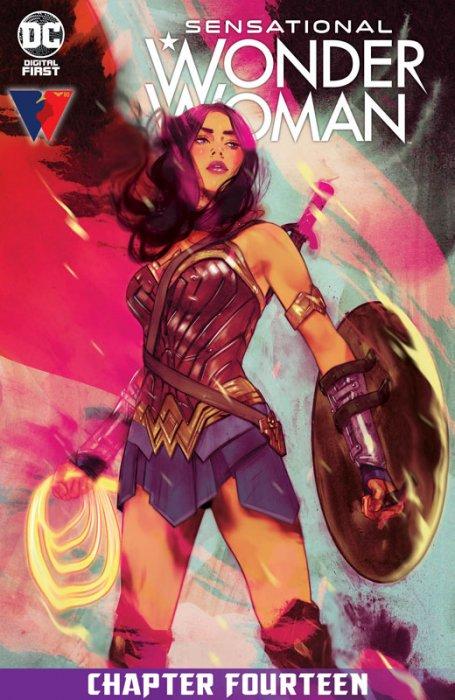 Sensational Wonder Woman #14