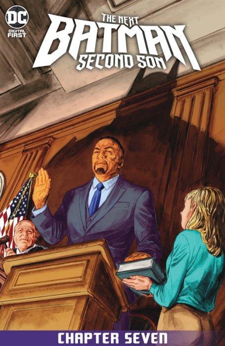 The Next Batman - Second Son #7