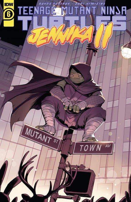 TMNT - Jennika II #6
