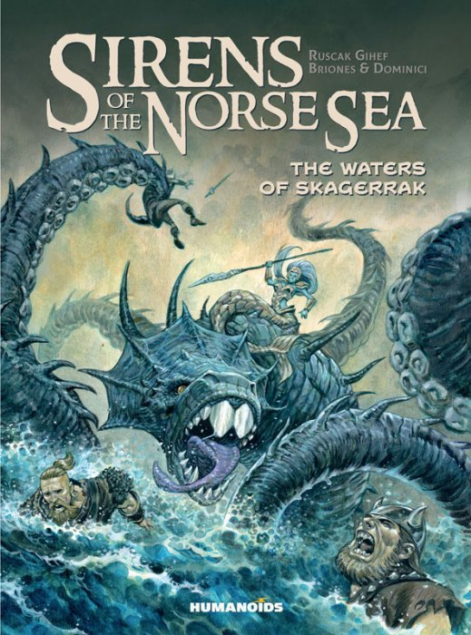 Sirens of the North Sea #1 - The Waters of Skagerrak
