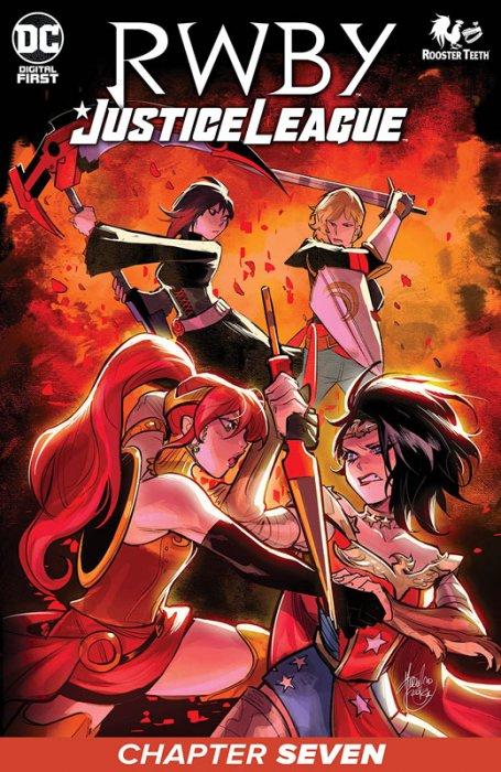 RWBY - Justice League #7
