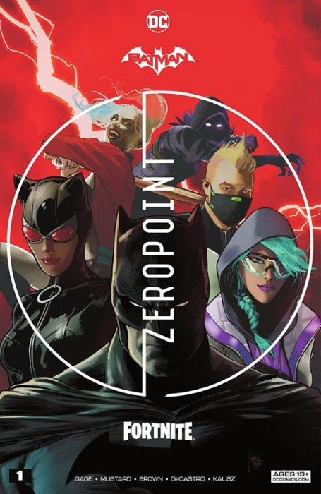 Batman - Fortnite - Zero Point #1