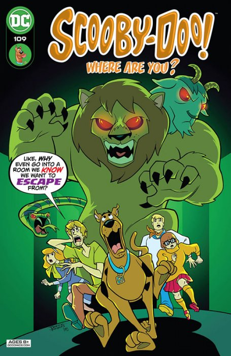 Scooby-Doo - Where Are You #109