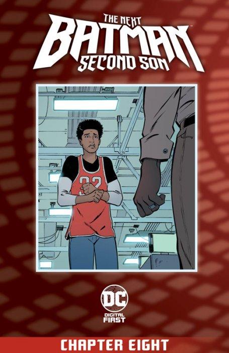 The Next Batman - Second Son #8