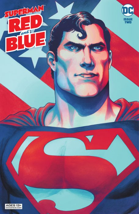 Superman - Red & Blue #2