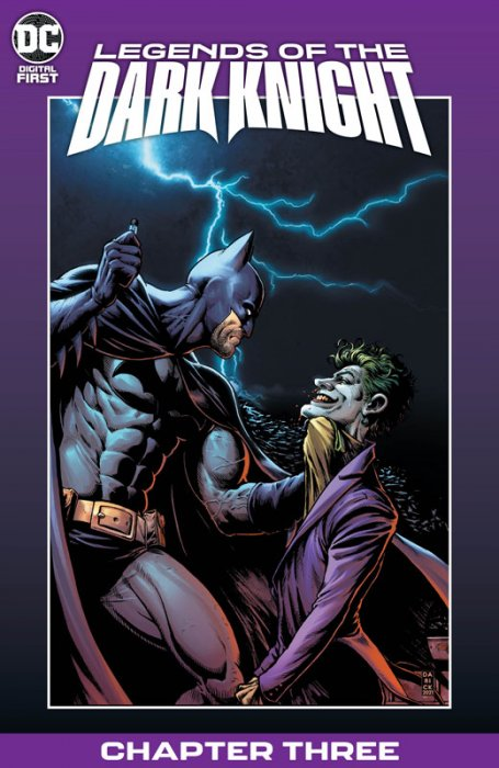 Legends of the Dark Knight #3