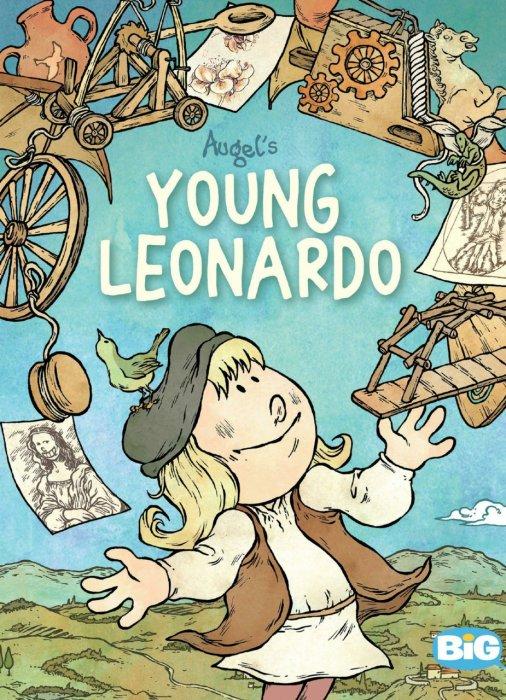 Young Leonardo #1 - GN