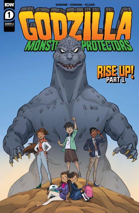 Godzilla - Monsters & Protectors #1