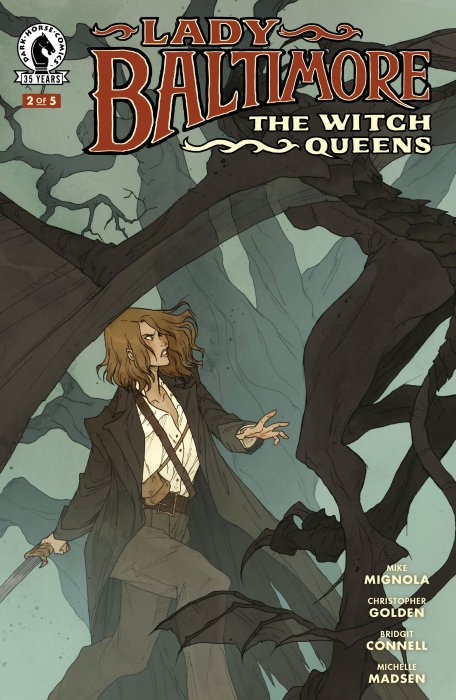 Lady Baltimore - The Witch Queens #2
