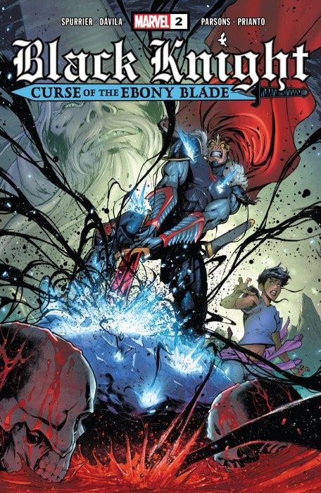Black Knight - Curse of the Ebony Blade #2