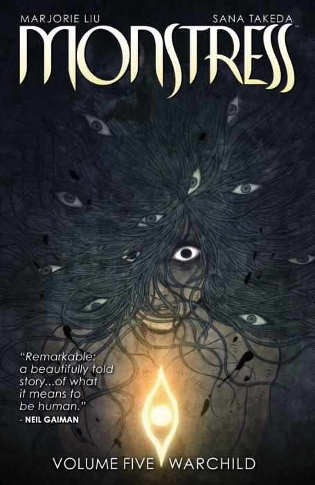 Monstress Vol.5 - Warchild