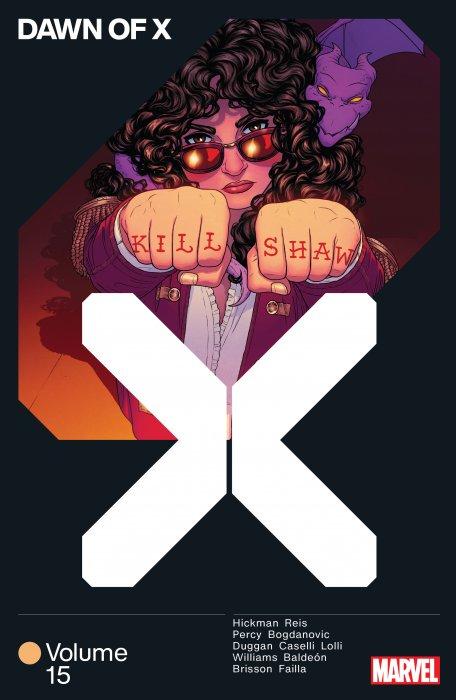 Dawn Of X Vol.15