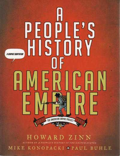 A People's History of American Empire #1 - HC/SC