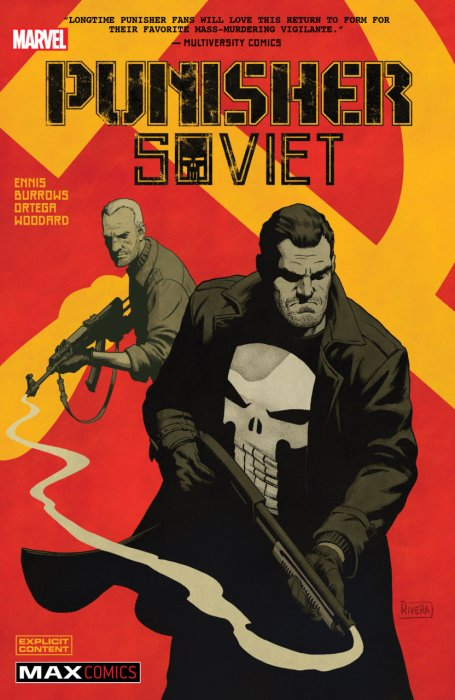 Punisher - Soviet #1 - TPB