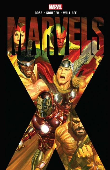 Marvels X #1 - TPB