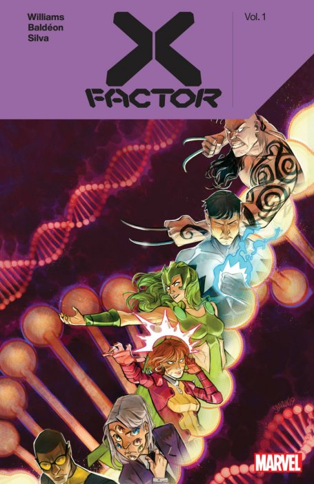 X-Factor by Leah Williams Vol.1