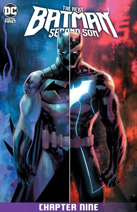 The Next Batman - Second Son #9
