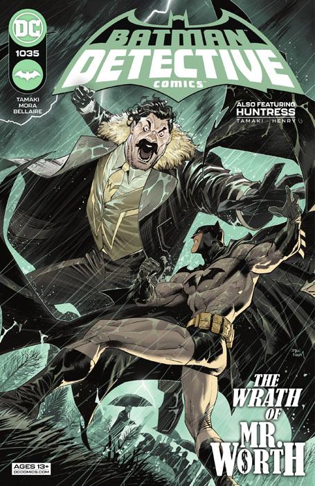 Detective Comics #1035