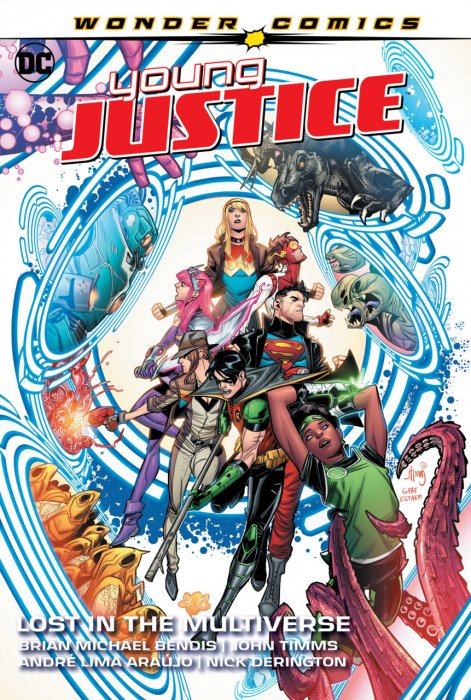Young Justice Vol.2 - Lost in the Multiverse