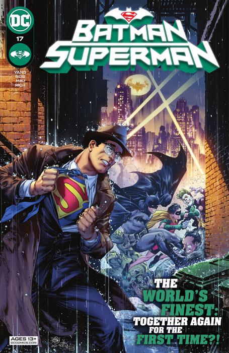 Batman - Superman #17