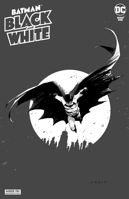 Batman Black & White #5