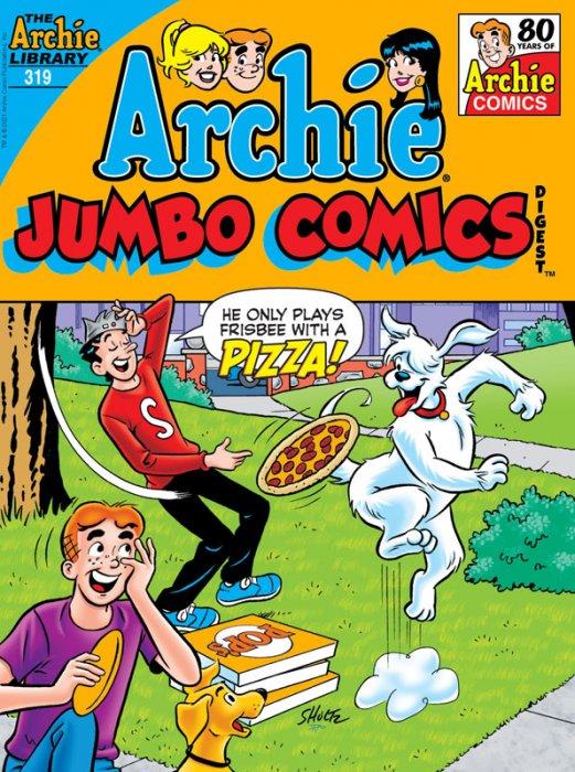 Archie Comics Double Digest #319