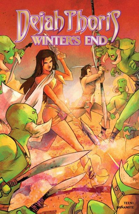 Dejah Thoris - Winter's End #1